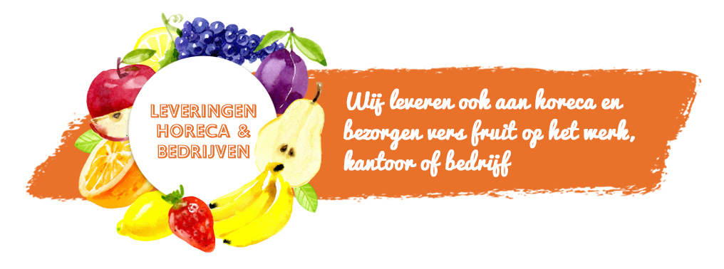 Uitleg over fruit leveringen